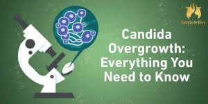 titled image: Candida Overgrowth - Everything You Need to Know