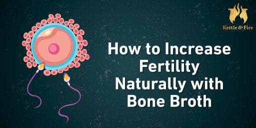 How to Increase Fertility Naturally with Bone Broth