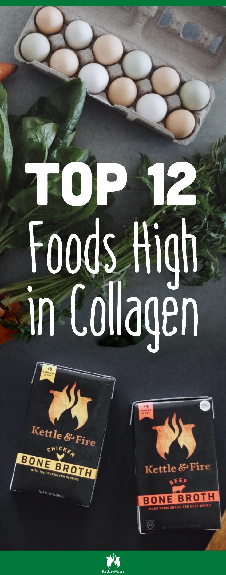 Which products contain collagen: list 30