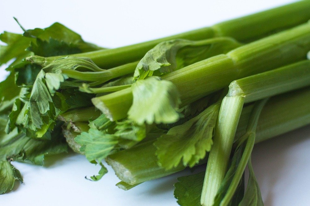 14 foods that are good for your skin - celery