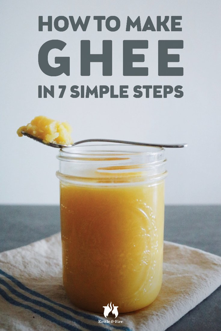 Ever wondered how to make ghee at home? We've got you covered with this simple step-by-step photo guide.