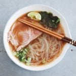 The Easiest Beef Pho