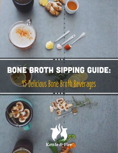 Bone Broth Ebook - Cover-kettle-and-fire