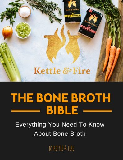The Bone Broth Bible ebook cover