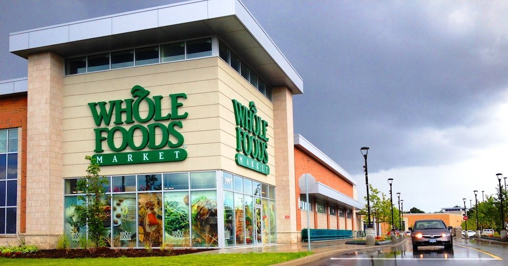 Whole Foods Labelled for Reuse
