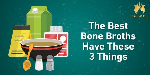The Best Bone Broth Has These 3 Things #healthy #healthyfood #realfood #guthealth #collagen #beautystartsontheinside