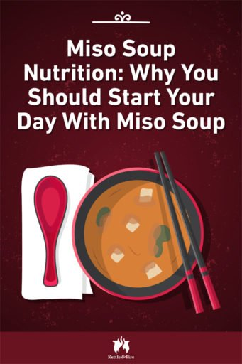 Miso Soup Nutrition Why You Should Start Your Day With Miso Soup pin1